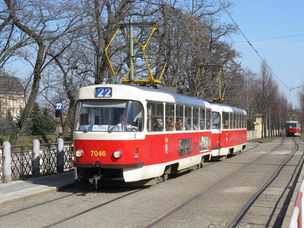 Tatra T3 Prague
